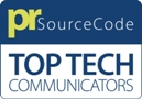 PR Source Code Top Tech Communicators